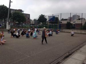 Dansdagen steinhagensweg