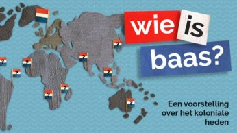 Wie is baas?
